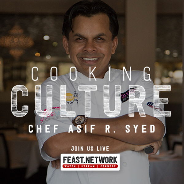 Cooking Culture- Chef Asif R. Syed